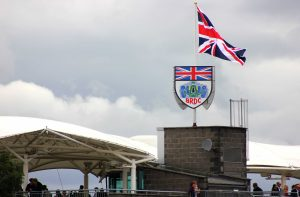 Formula One, Silverstone 2017, BRDC Clubhouse WiFi Access